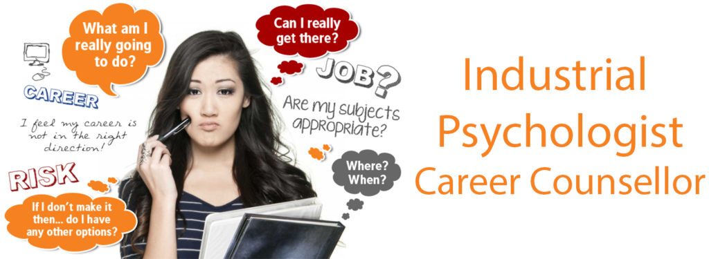 Industrial Psychologist / Career counsellor